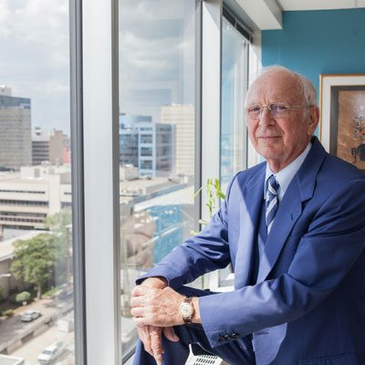 Harvey I. Pollock, Q.C. - Pollock & Company Lawyers - Winnipeg Medical Malpractice Lawyer