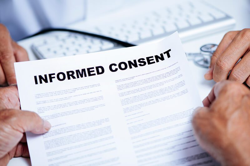 Informed Consent - Medical Malpractice Lawyers - Winnipeg Lawyers - Pollock & Company