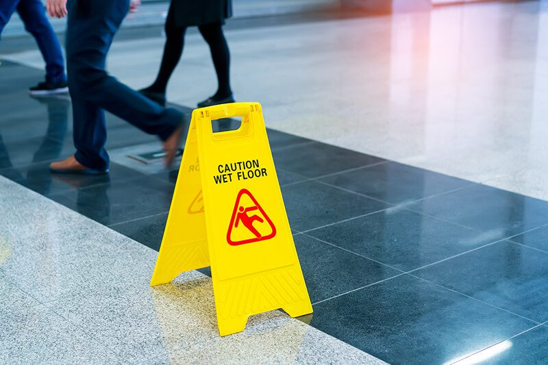 Slip and Fall - Personal Injury Lawyers Winnipeg - Winnipeg Lawyers - Pollock & Company